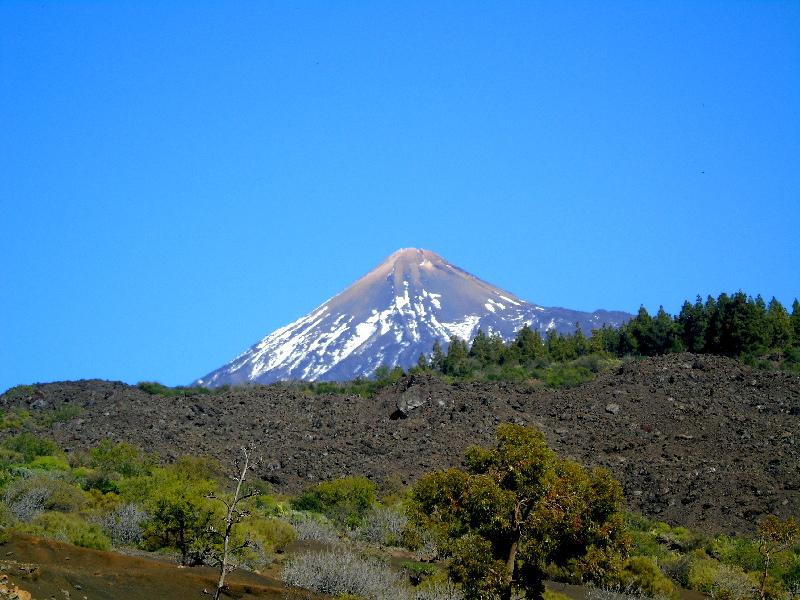 Ruta por la Montaña Bilma | Santiago del Teide | Vistas del Teide