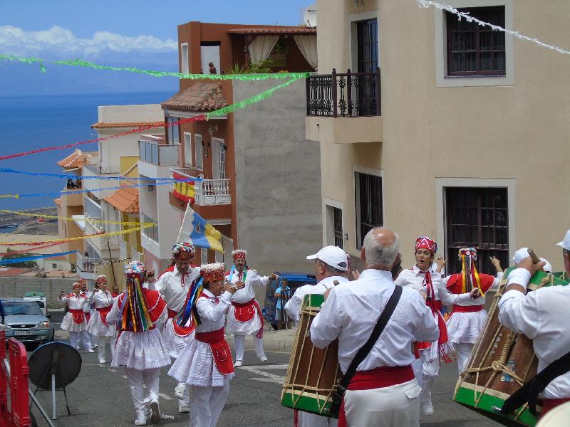 Baile de la Virgen de El Hierro | Agua Dulce | Guía de Isora | Tenerife