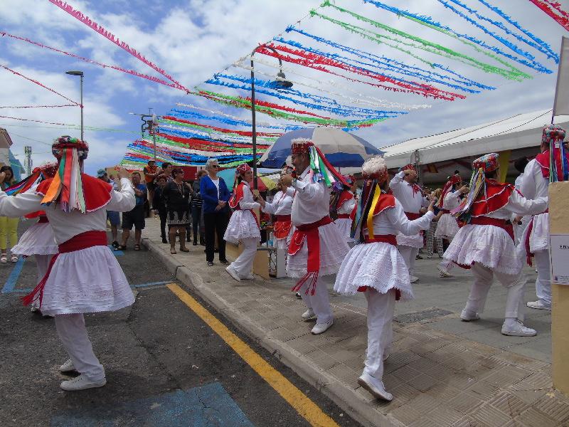 Baile de la Virgen de El Hierro | Agua Dulce | Tenerife