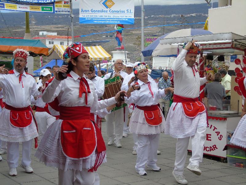 Baile de la Virgen de El Hierro | Tenerife