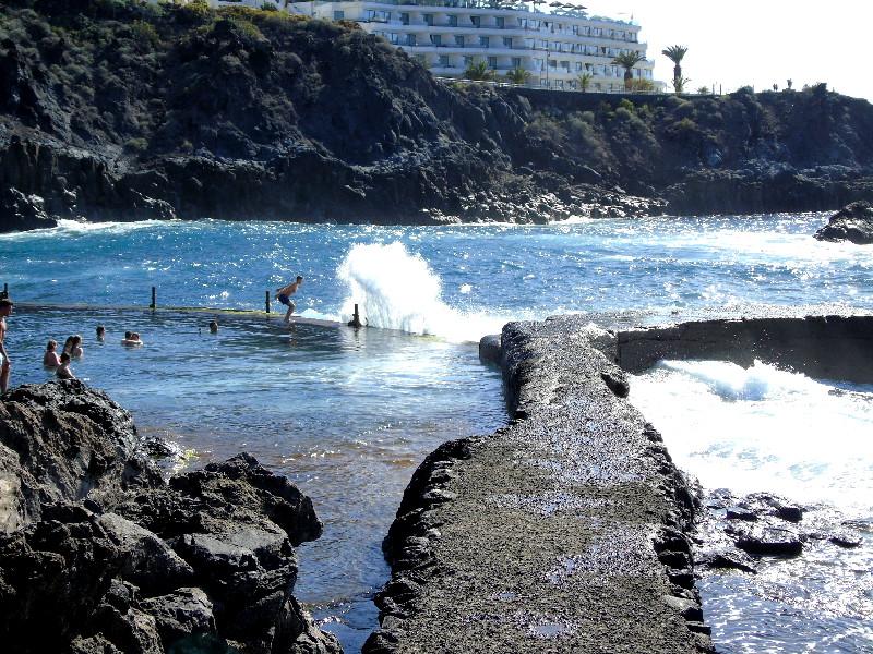 Charco de Isla Cangrejo | Los Gigantes | Tenerife Sur
