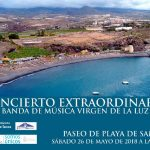 Concierto Banda de Música Virgen de la Luz | Playa de San | Guía de Isora | Tenerife | 2018