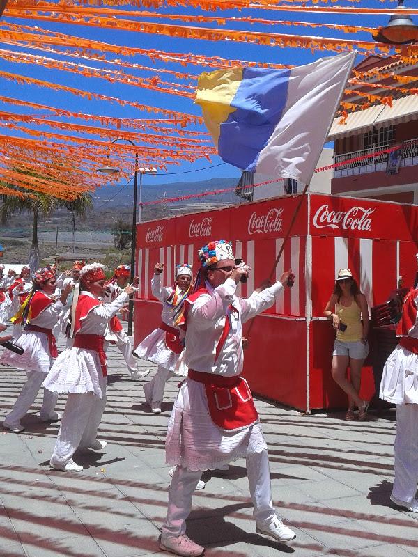 El Baile de la Virgen de El Hierro | Agua Dulce | Tenerife