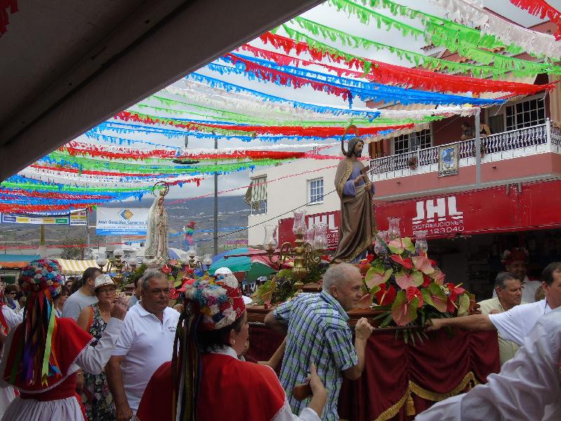 Guía de Isora | Tenerife | San José Obrero y la Virgen de Fátima de Agua Dulce