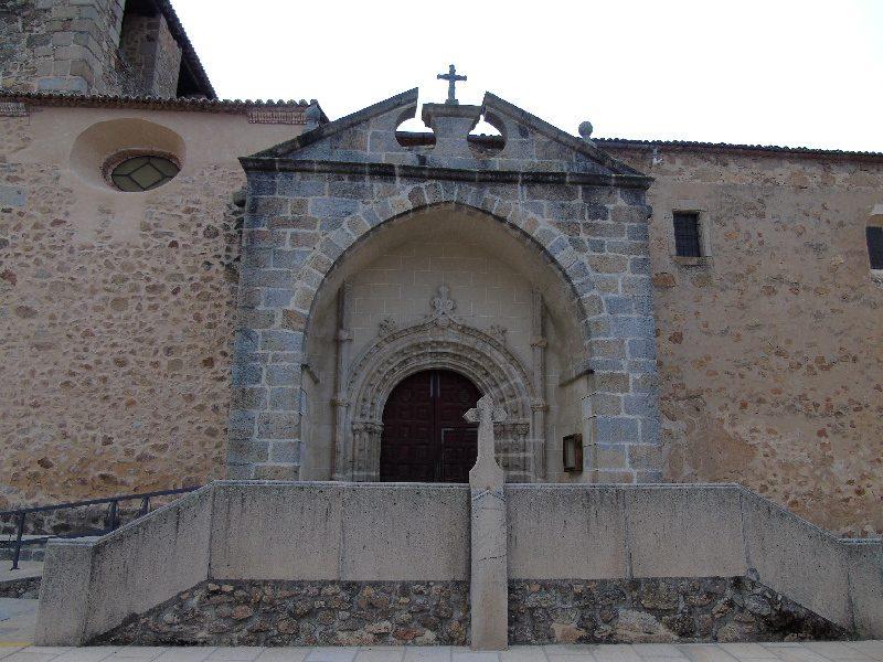 Comarca de la Vera | Cuacos de Yuste | Iglesia de Nuestra Señora de la Asunción