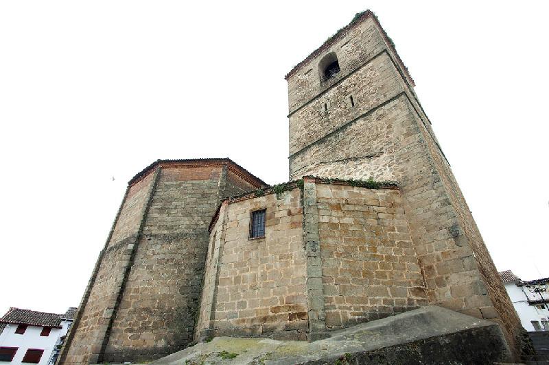 Jaráiz de la Vera | Cáceres | Extremadura | Iglesia de Santa María de Gracia