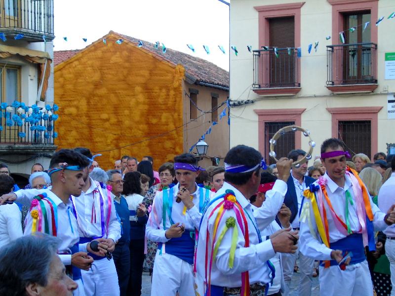 Danzantes de la Virgen de Sopetrán