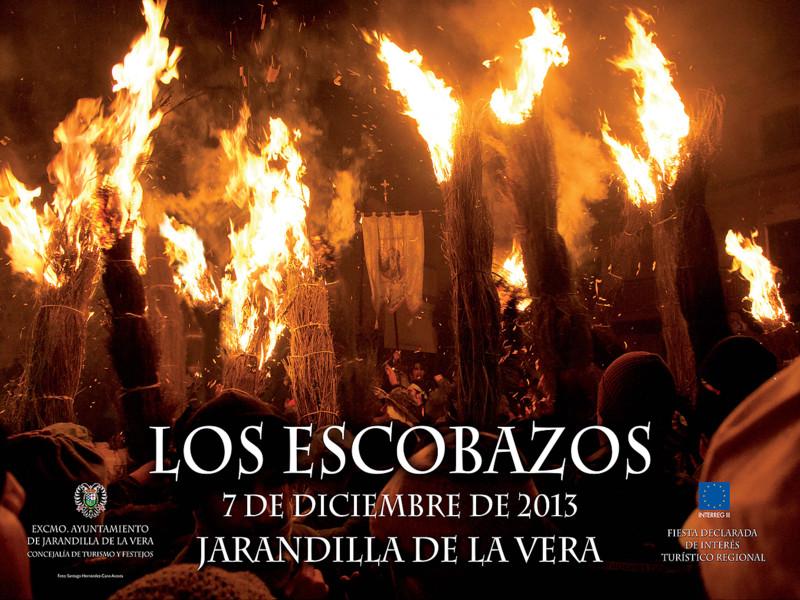 Fiesta de Los Escobazos | Cartel 2013