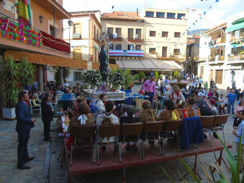 Comarca de La Vera | Jarandilla de la Vera | Subasta en honor a la Virgen de Sopetrán
