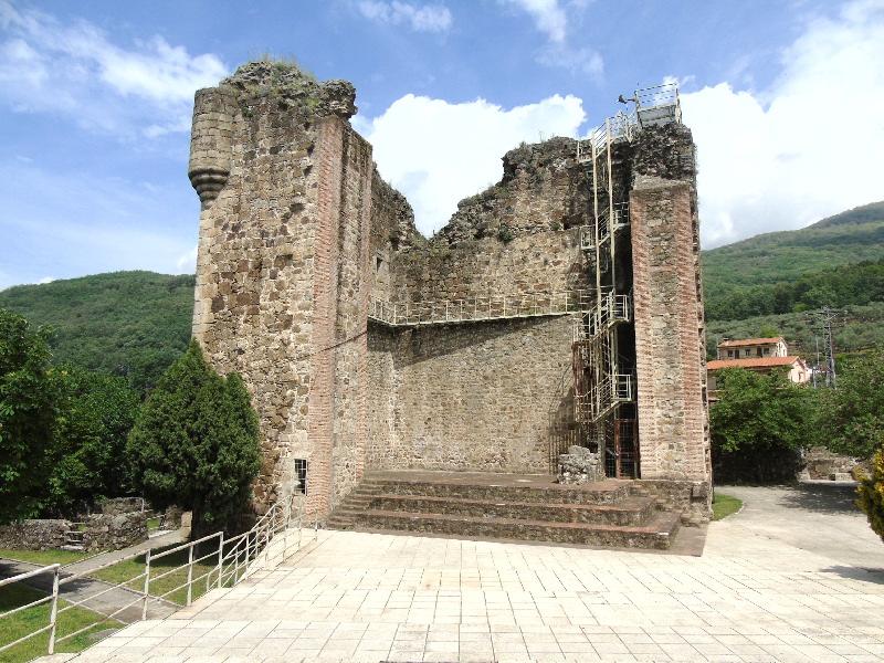 Castillo de los Condes de Nieva