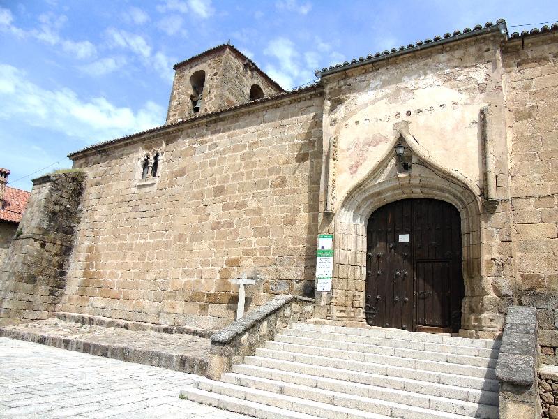 Iglesia de la Virgen de las Fuentes Claras