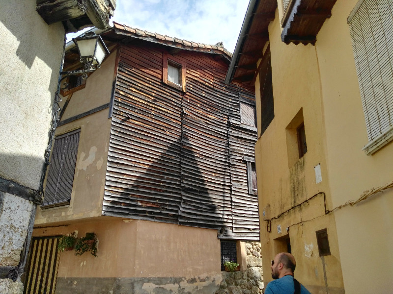 La Vera | Cáceres | Extremadura | Arquitectura típica verata