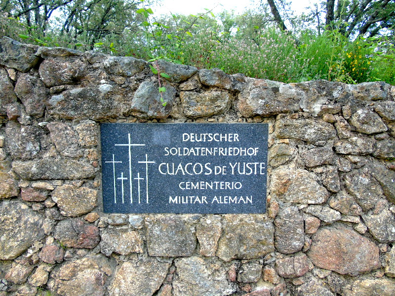 Cuacos de Yuste | Cementerio Militar Alemán