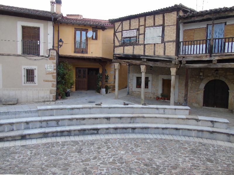 Cuacos de Yuste | Cáceres | Extremadura | Plaza de Juan de Austria