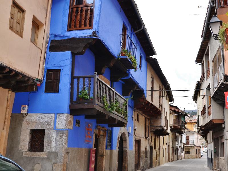 Garganta la Olla | Cáceres | Extremadura | Casa de las Muñecas