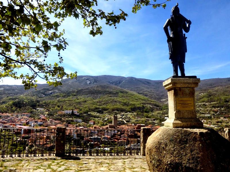 Garganta la Olla | Cáceres | Extremadura | Mirador de La Serrana