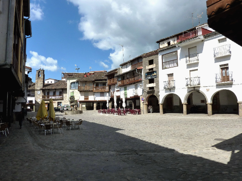 Plaza de Aniceto Mariñas