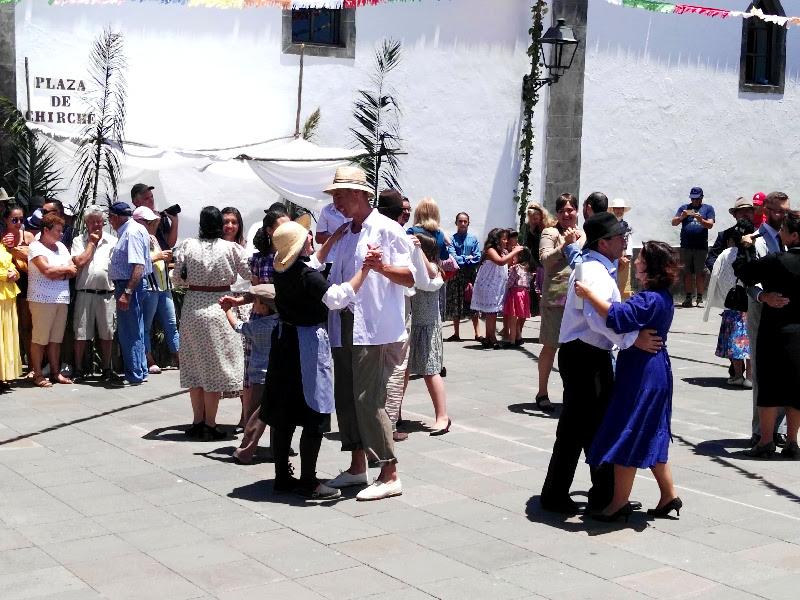 Día de las Tradiciones | Chirche | Guía de Isora | Tenerife | El baile