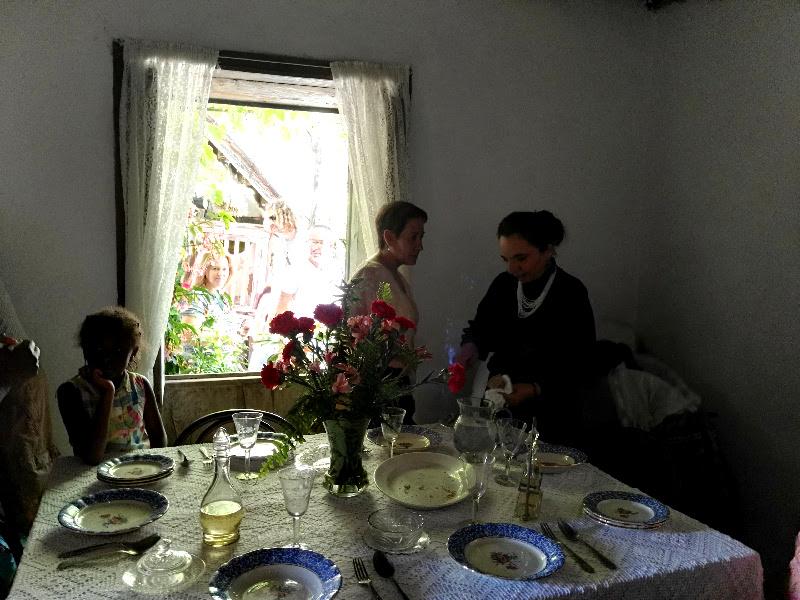 Día de las Tradiciones | Chirche | Guía de Isora | Tenerife | El comedor