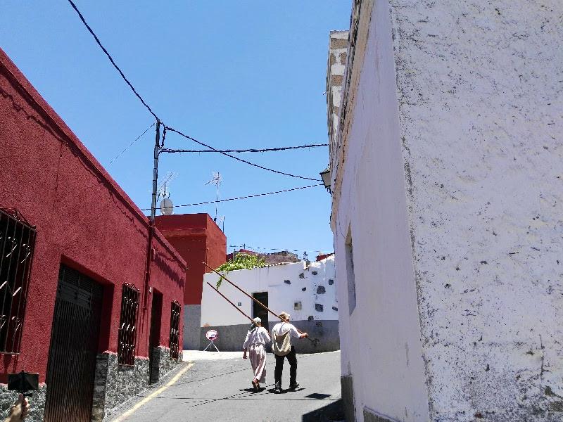 Día de las Tradiciones | Chirche | Guía de Isora | Tenerife | Salto del Pastor