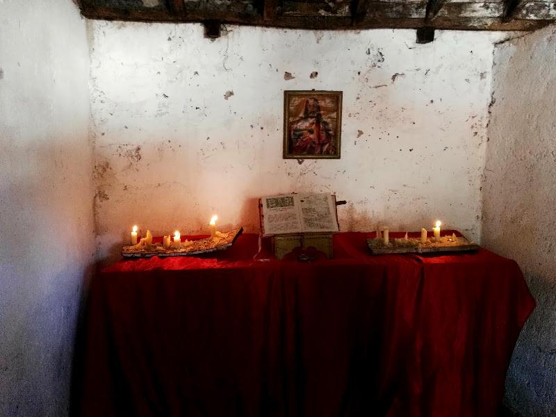 Día de las Tradiciones | Chirche | Guía de Isora | Tenerife | La casa de la curandera