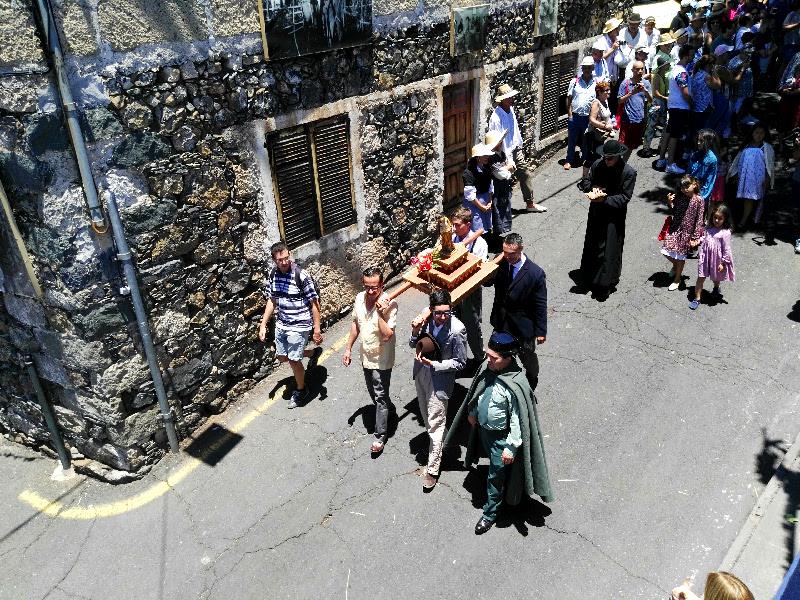 Día de las Tradiciones | Chirche | Guía de Isora | Tenerife | La procesión