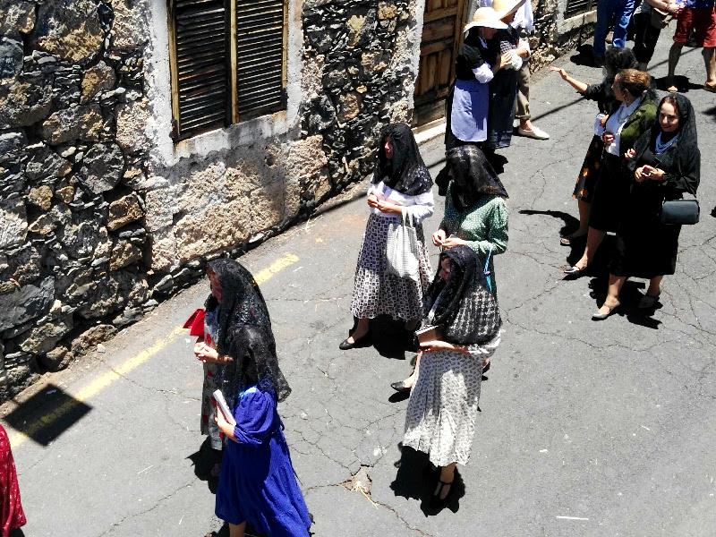 Día de las Tradiciones | Chirche | Guía de Isora | Tenerife | Las beatas