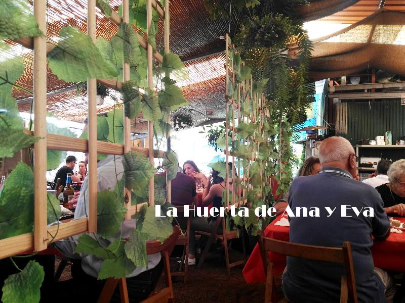 Guachinche La Huerta de Ana y Eva | La Matanza de Acentejo