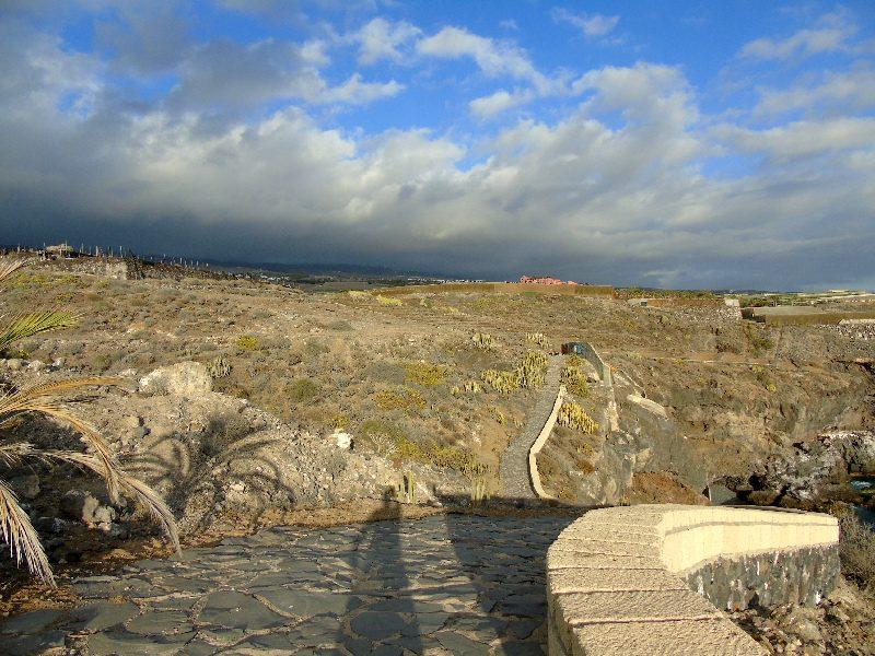 Playa de San Juan | Tenerife | Camino empedrado