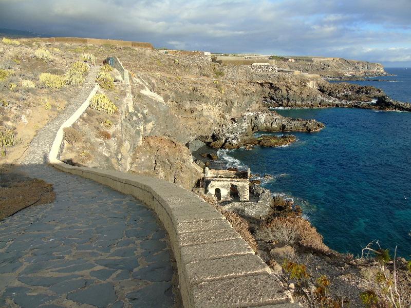 Costa de Playa de San Juan | Guía de Isora | Tenerife