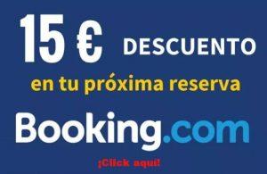 Descuento Booking | Planeta Tenerife