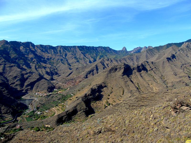 Guía de La Gomera | Mirador de los Manaderos | Vistas