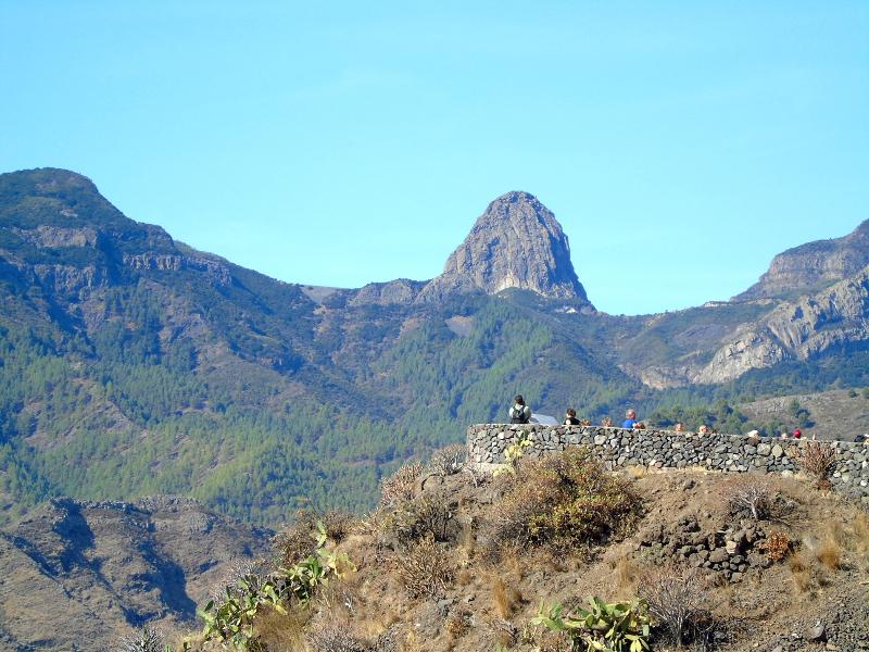 Guía de La Gomera | Mirador de los Manaderos