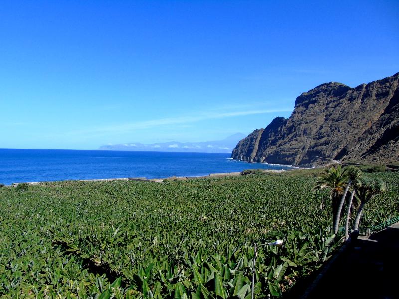 Guía de La Gomera | Playa Santa Catalina | Hermigua