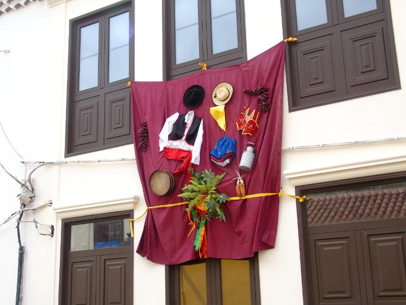 Guía de La Gomera | San Sebastián de La Gomera | Fiestas Lustrales