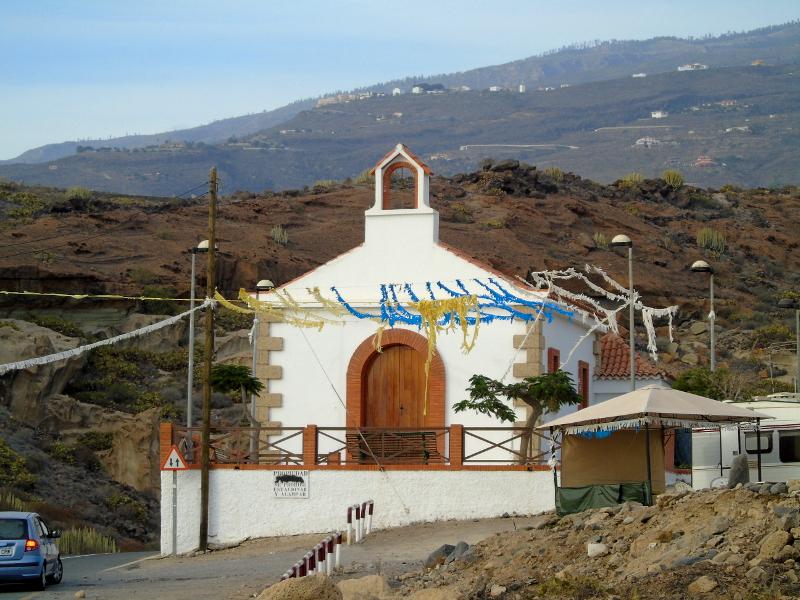 Puertito de Adeje | Tenerife | Ermita de la Virgen del Carmen