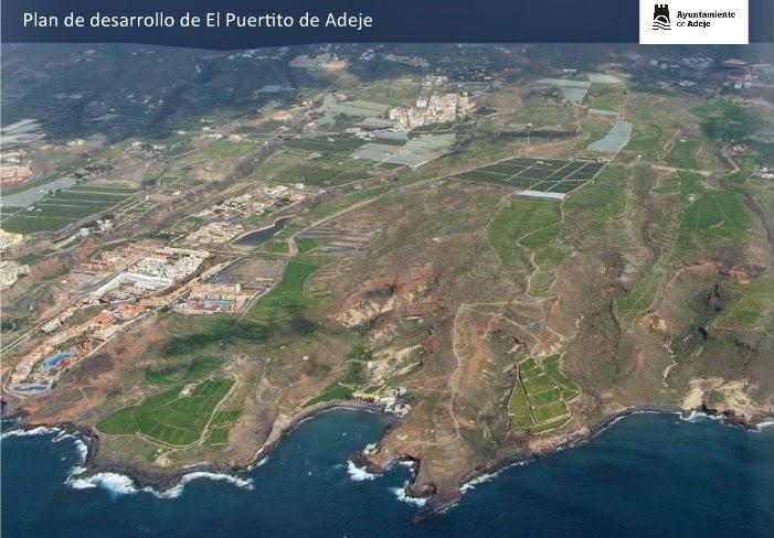 Puertito de Adeje | Tenerife | Plan de Desarrollo