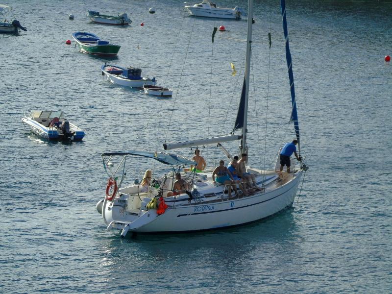 Puertito de Adeje | Tenerife Sur | Barcos de recreo