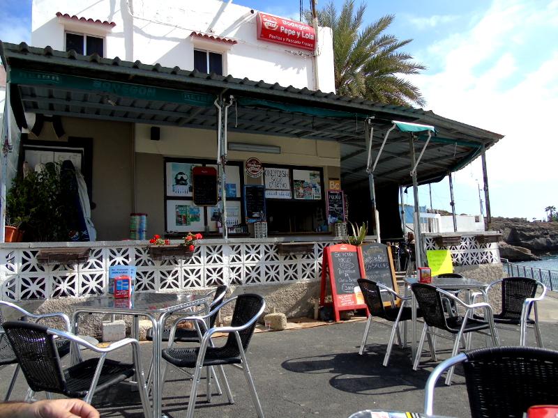 Puertito de Adeje | Tenerife Sur | Bodegón Pepe y Lola
