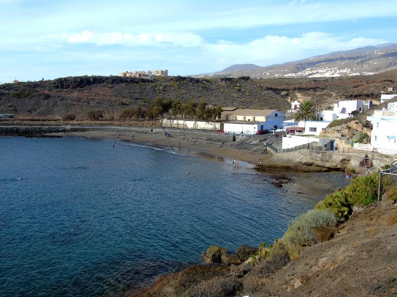 Puertito de Adeje | Tenerife Sur | Playa