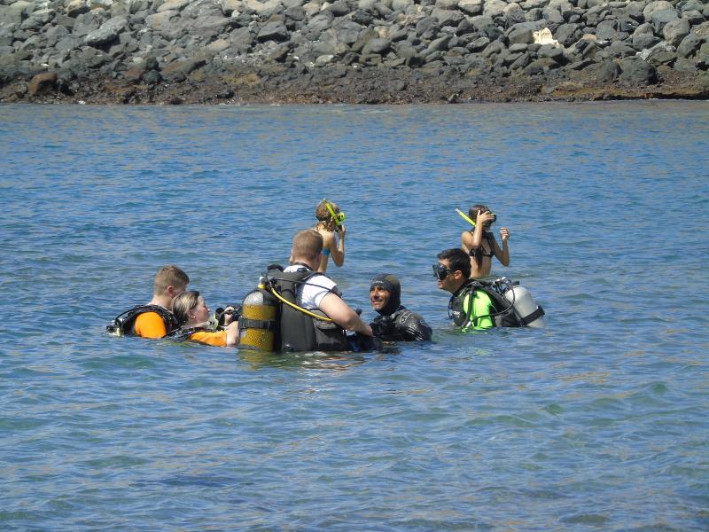 Puertito de Adeje | Tenerife Sur | Submarinismo