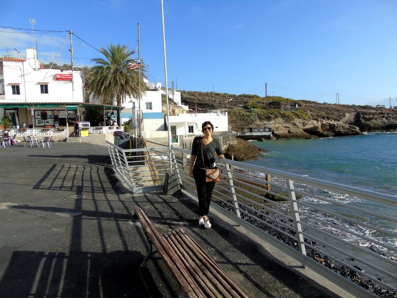 Puertito de Adeje | Tenerife | Paseo