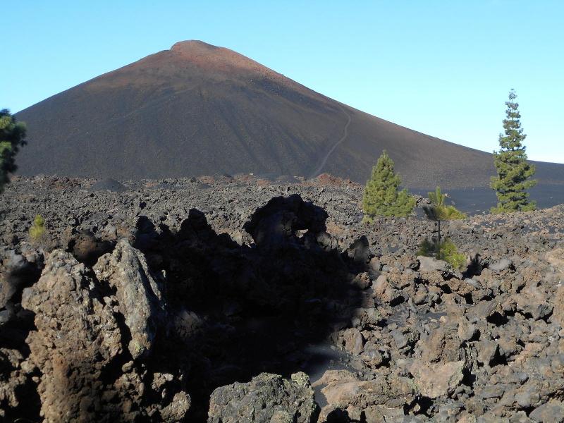 Erupción del volcán Chinyero | Senderismo