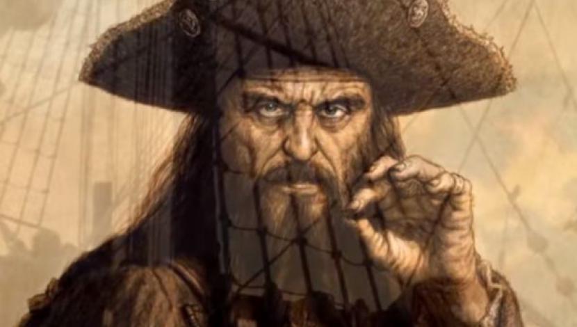 Historia del Pirata Cabeza de Perro