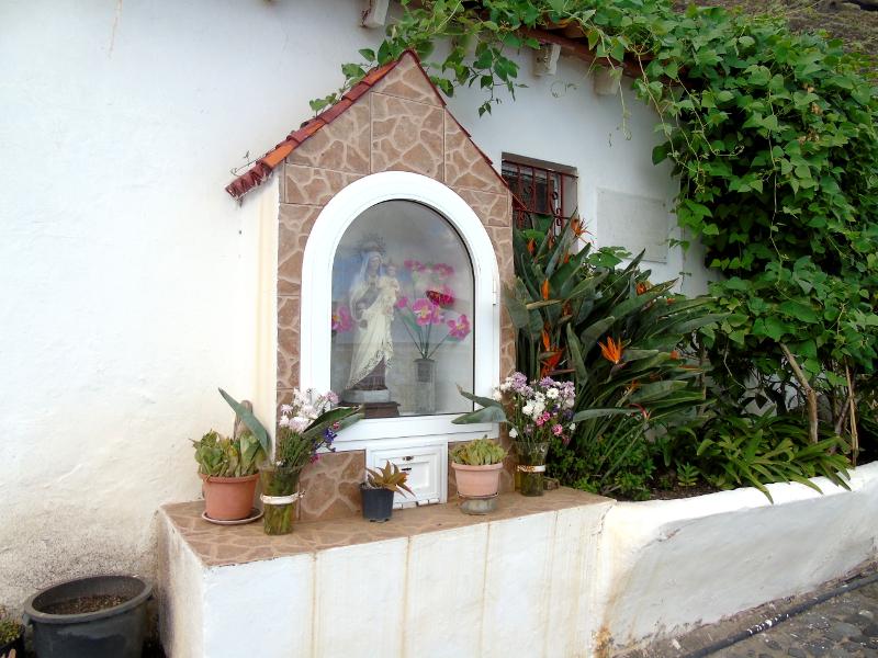 Igueste de San Andrés | Tenerife | Virgen de la Caridad del Cobre