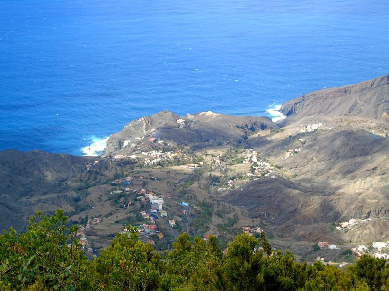 Mirador de Alojera | La Gomera