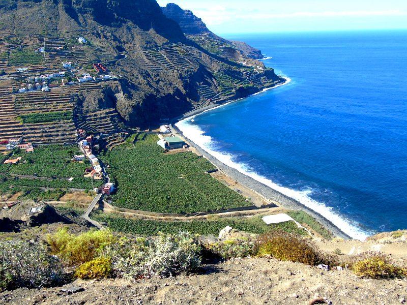 Mirador de La Orilla | Hermigua | La Gomera | Islas Canarias