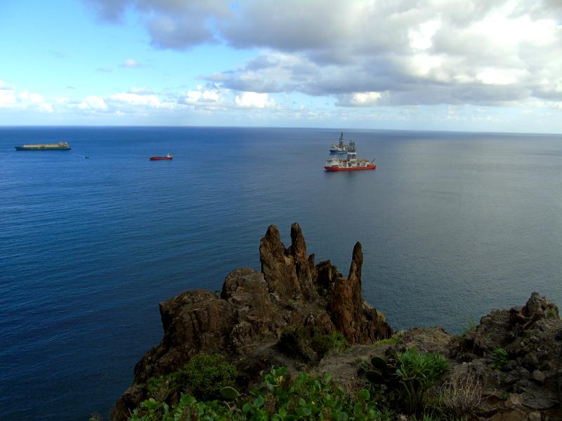 Mirador de la playa de Las Teresitas | Tenerife | Punta de Los Órganos