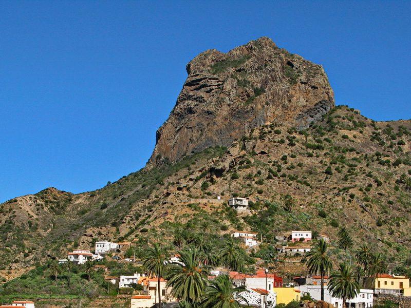 Monumento Natural de Roque Cano | La Gomera | Islas Canarias
