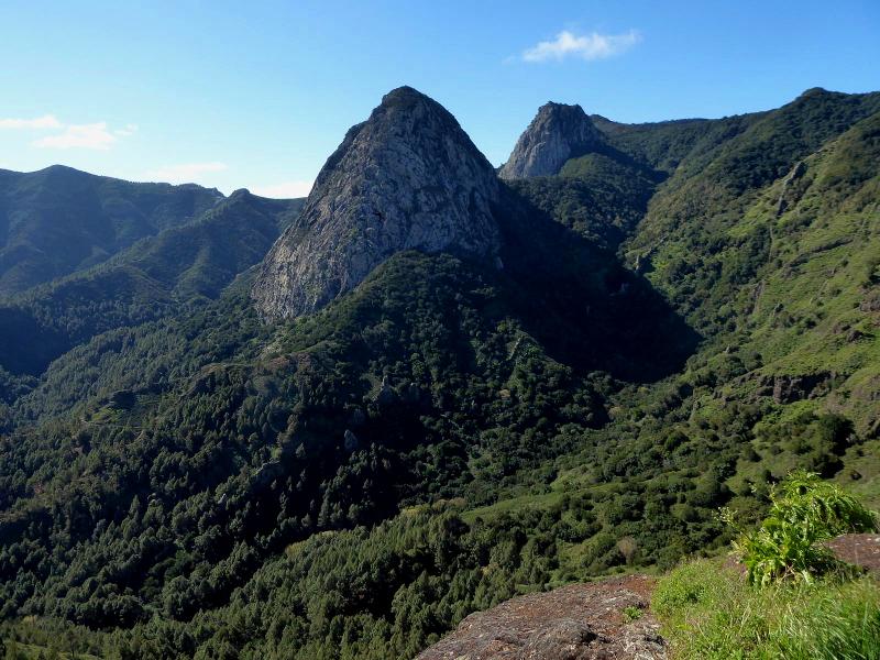Parque Nacional de Garajonay | La Gomera | Mirador El Bailadero